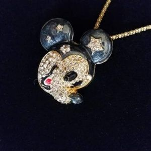 Jewelry - 💋Mickey Mouse Pendant Necklace
